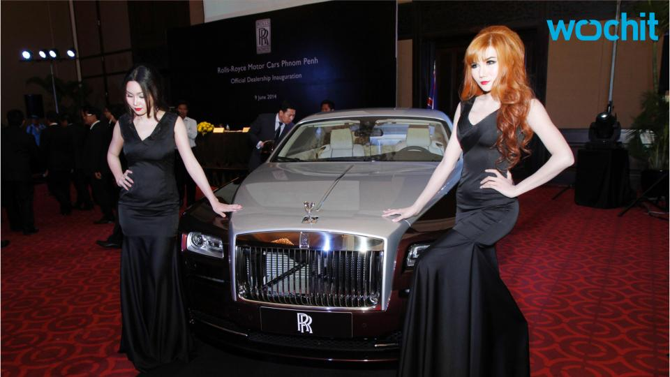 Rolls-Royce Vs. Royce Rizzy -- High End Car Company Sues ... That's Our Name!!