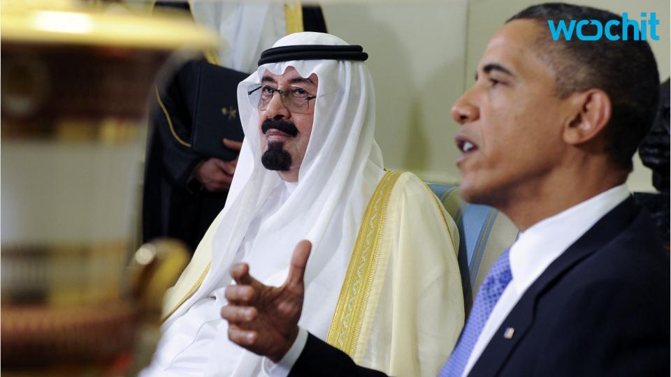 Obama To Visit Mourning Saudi Arabia: White House [UPDATE]