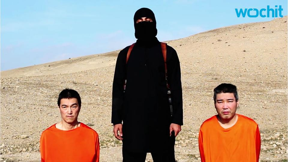 Japan Says Web Clip Claiming Death of IS Hostage 'outrageous' [UPDATE]