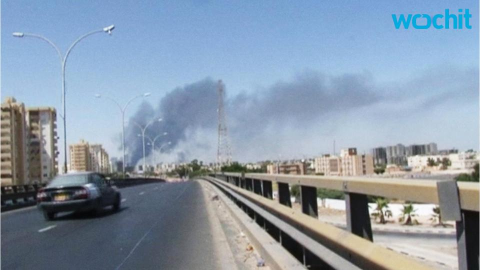 Volatile Libya Resumes Commercial Flights to Europe
