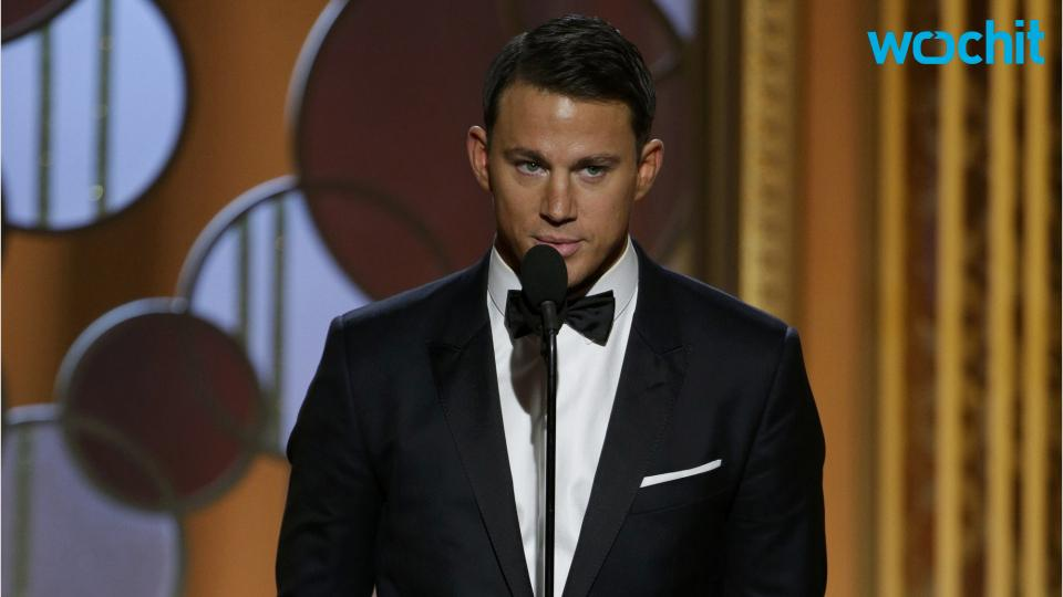 Channing Tatum Reunites With Imaginary Friend, Demonstrates Daughter Everly's Poop Face