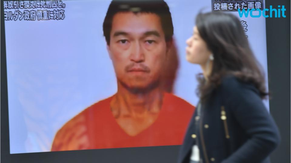 IS Claims Japanese Hostage & Jordanian Pilot Have Less Than 24 Hours