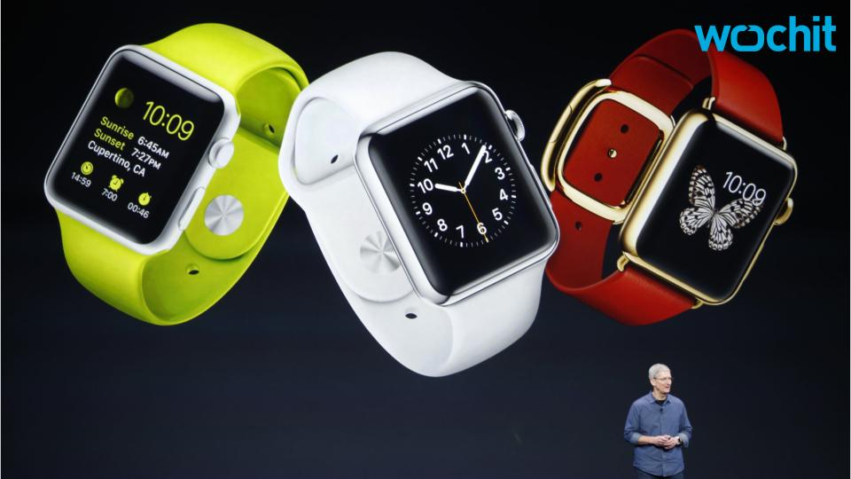 Apple CEO Tim Cook on Privacy and the Apple Watch Retail Experience
