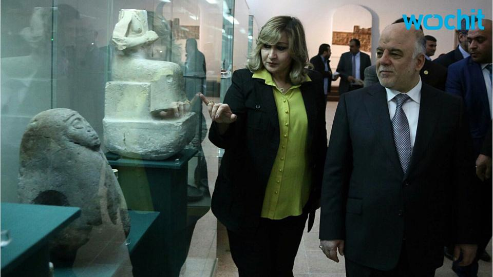 Iran Offers to Protect Iraqi Artifacts After Islamic State Group Filmed Smashing Relics