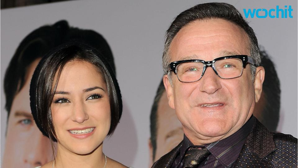 Zelda Williams Honors Beloved Father Robin Williams and His Favorite Charity at Noble Awards