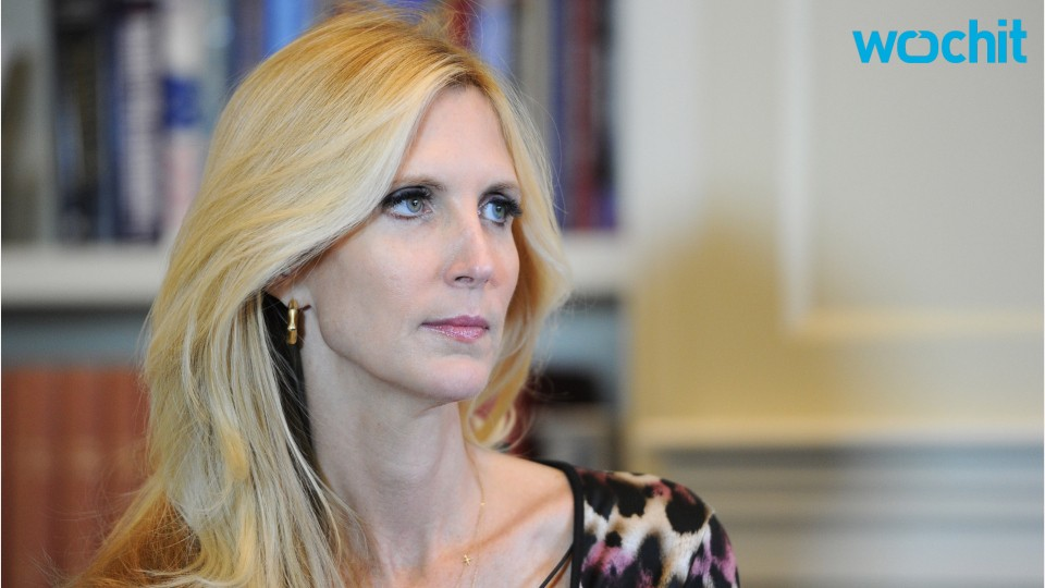 Ann Coulter Will Follow Trump Until The End