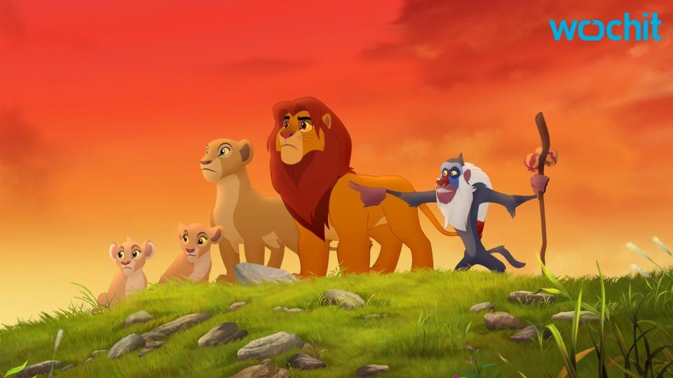 Disney creating live action lion king