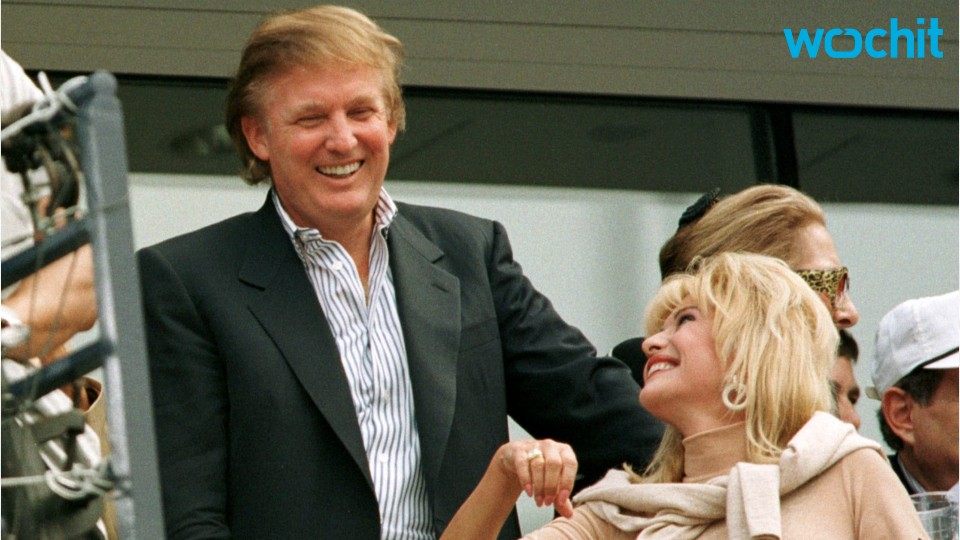 Eric Trump Says Ivana Will Be Attending Inauguration